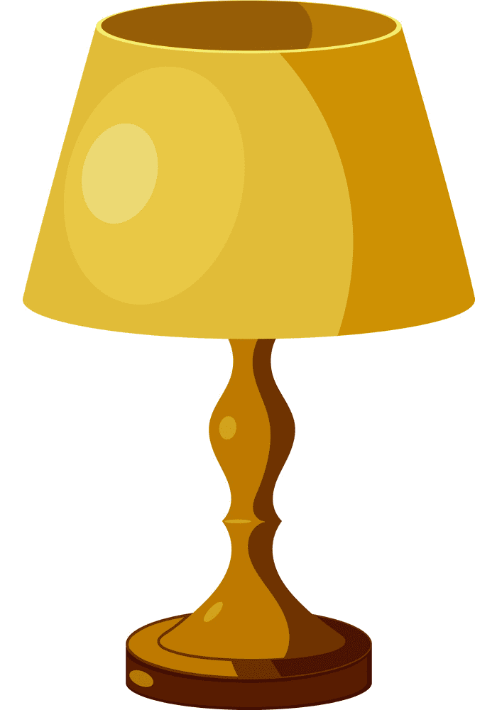 Lamp clipart free