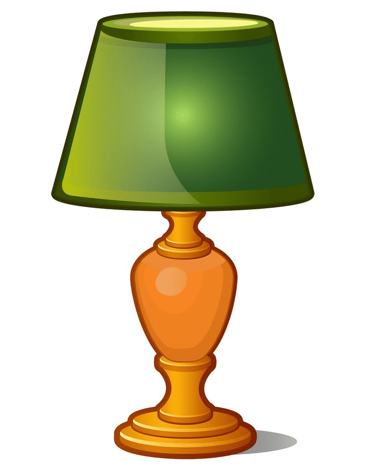 Lamp clipart picture