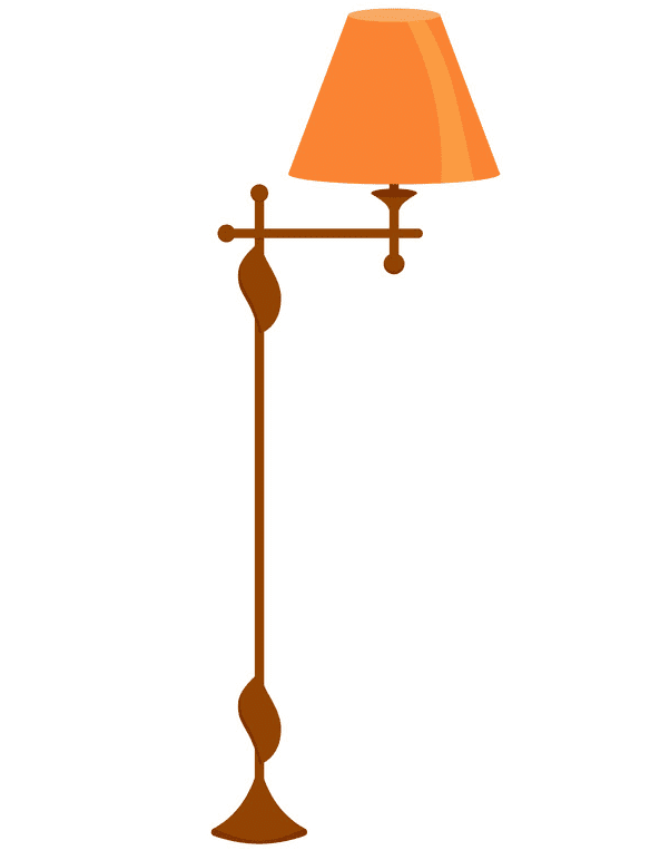 Lamp clipart png for kid