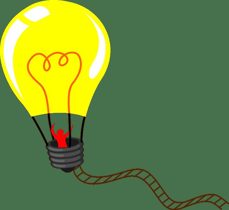 Lamp clipart transparent 1