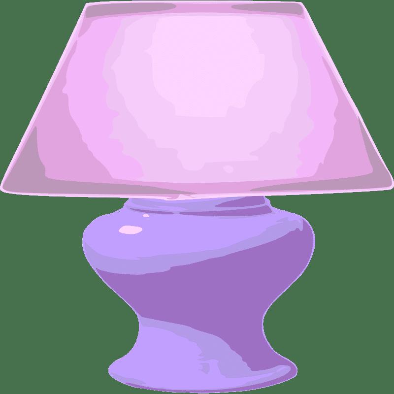 Lamp clipart transparent 2