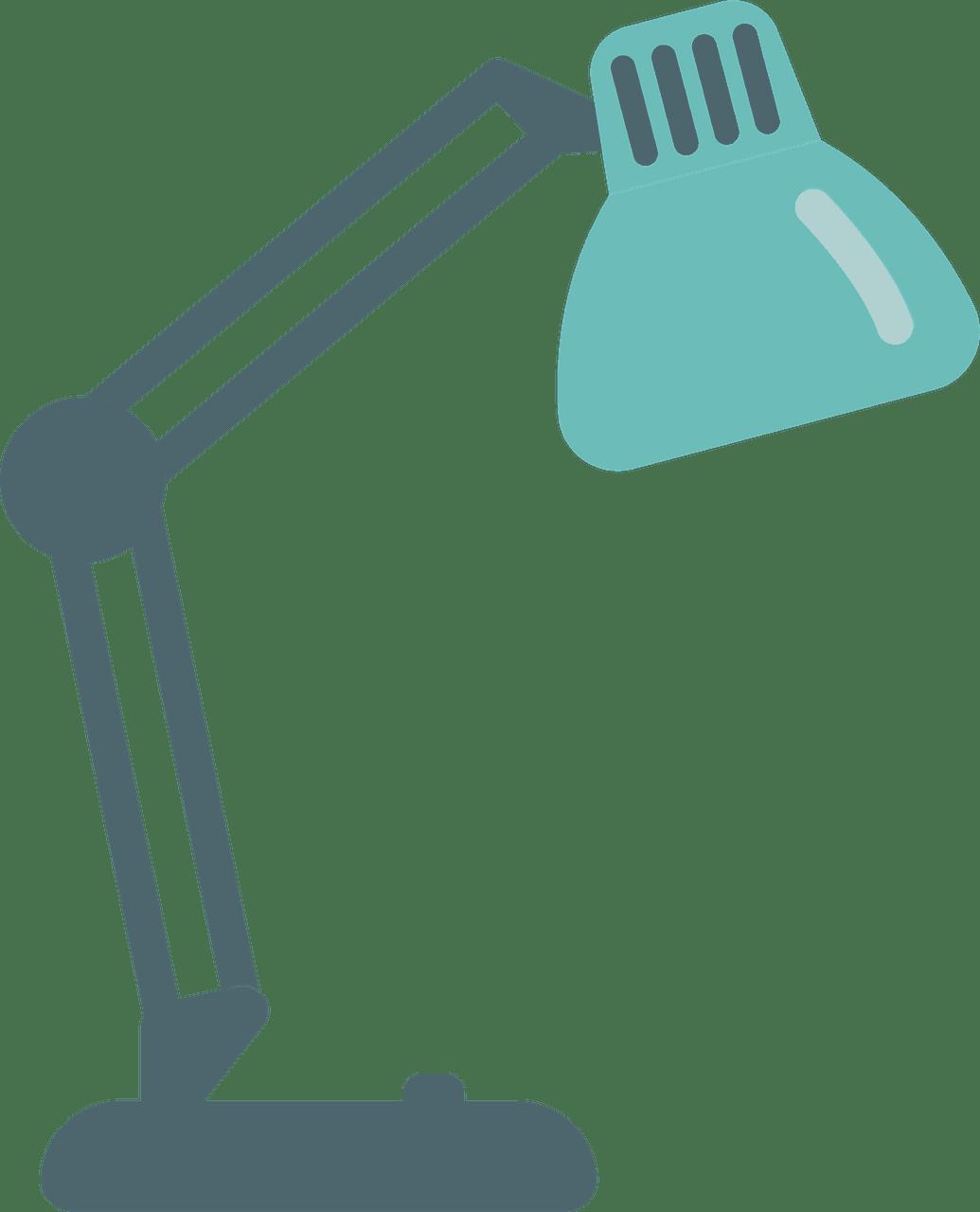 Lamp clipart transparent 8
