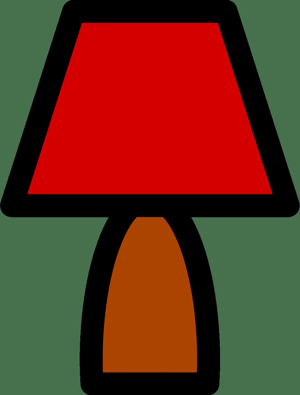 Lamp clipart transparent background 5