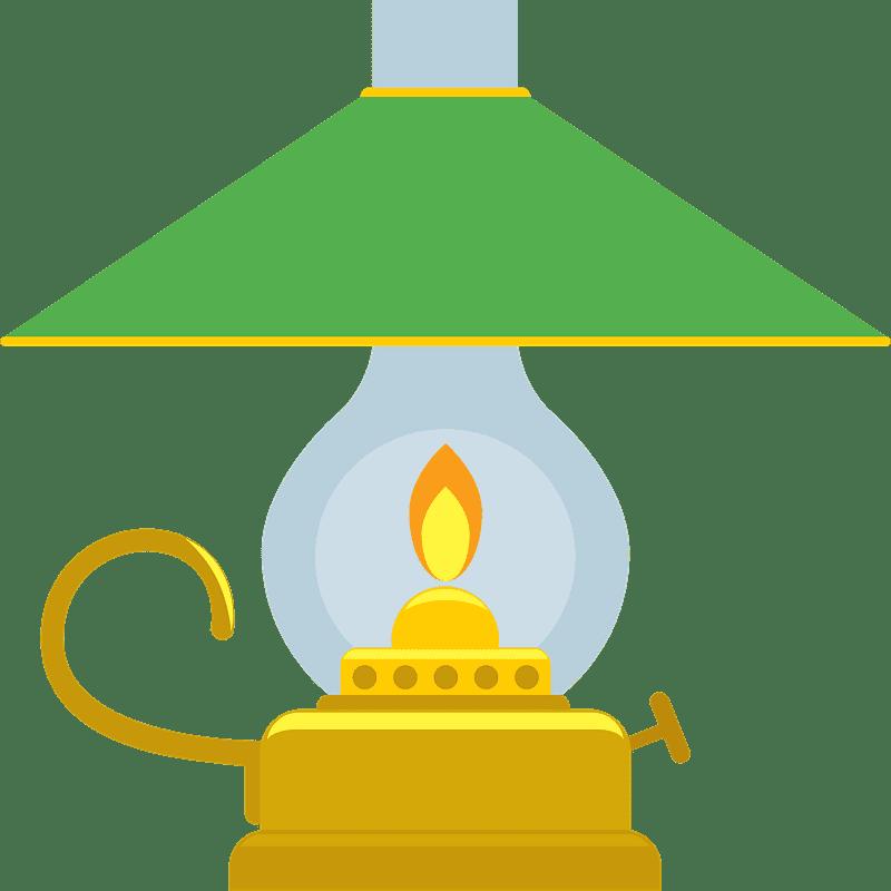 Lamp clipart transparent background 7