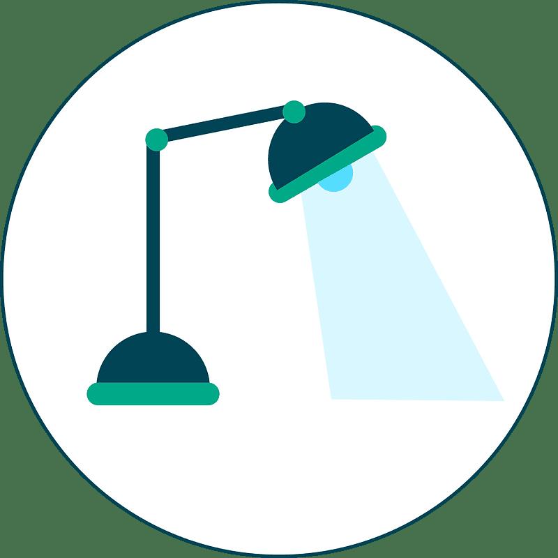 Lamp clipart transparent download