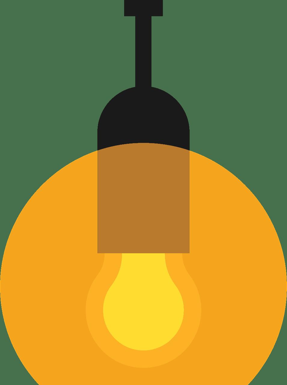Lamp clipart transparent png