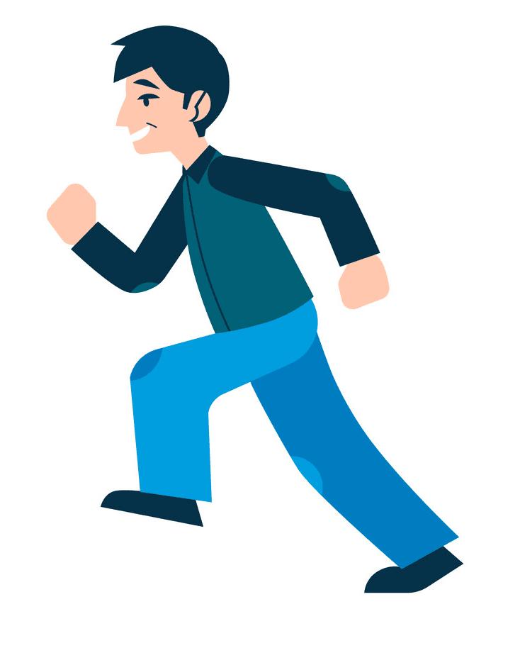 Man Walking clipart download