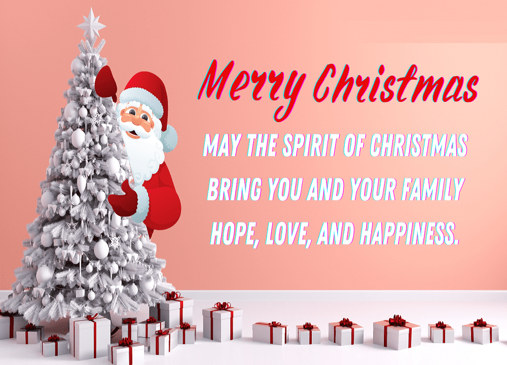 Mery Christmas Wishes 11