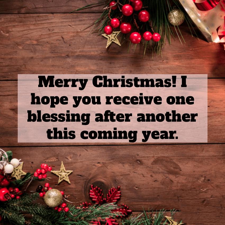 Mery Christmas Wishes 6
