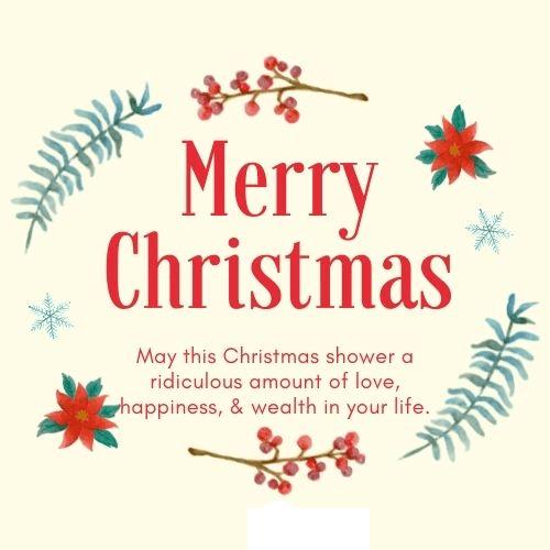 Mery Christmas Wishes image 10