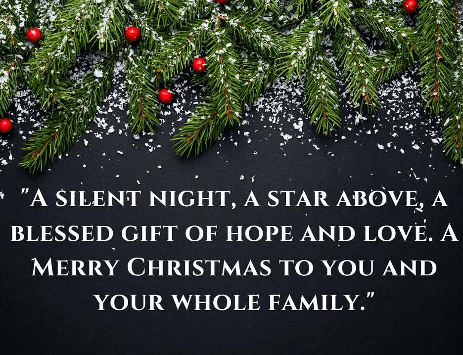 Mery Christmas Wishes image 3