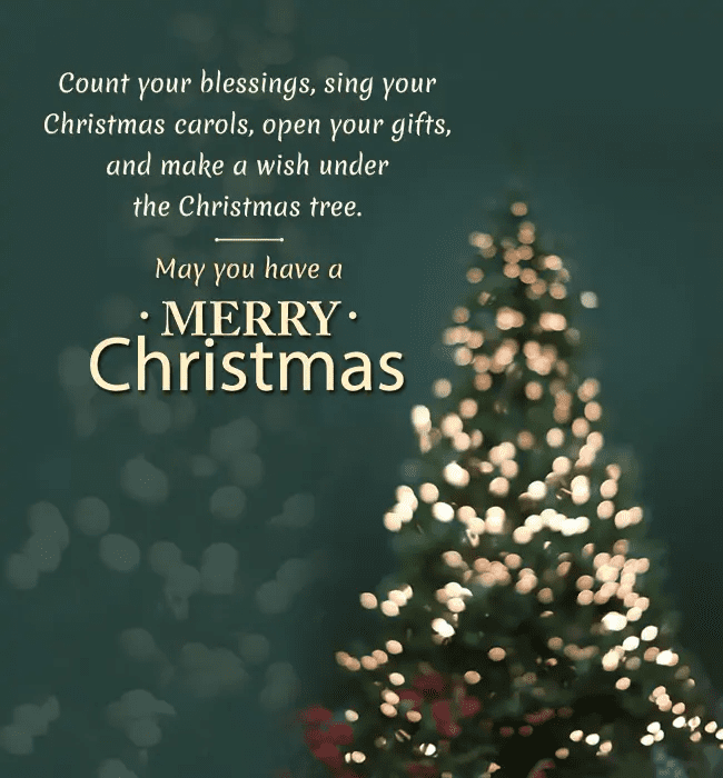 Mery Christmas Wishes images 8