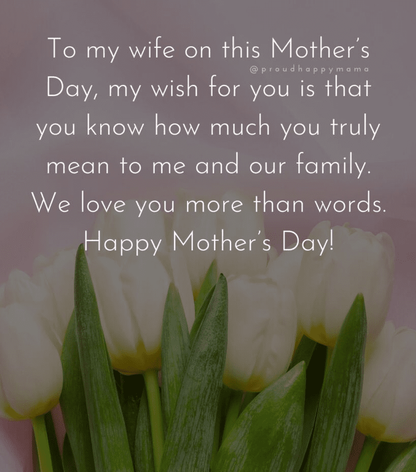 Mother's Day Wishes 11