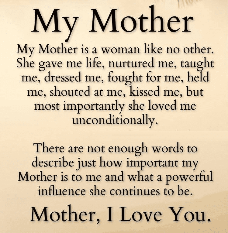 Mother's Day Wishes 15