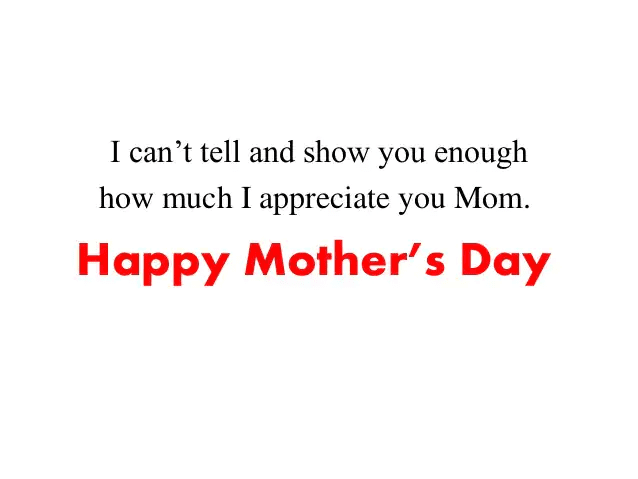Mother's Day Wishes 23