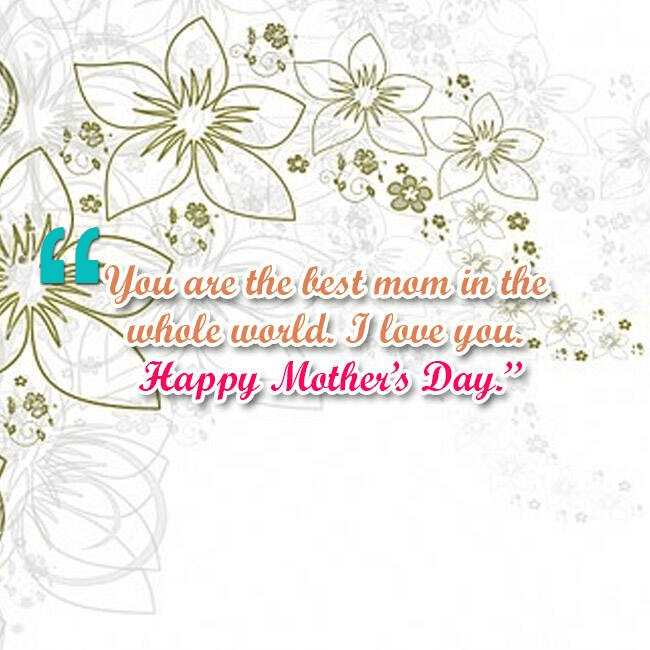 Mother's Day Wishes 34