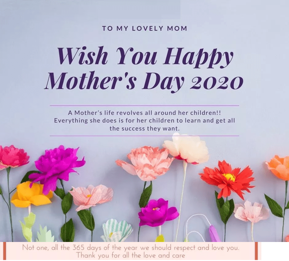 Mother's Day Wishes 4