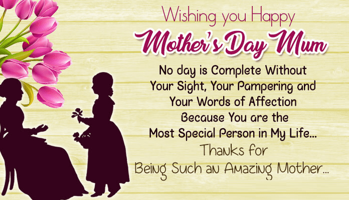 Mother's Day Wishes 8