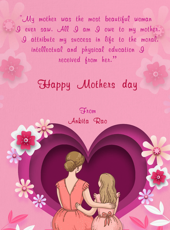 Mother's Day Wishes free 6