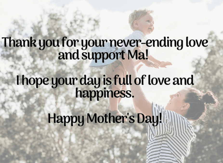 Mother's Day Wishes image 9