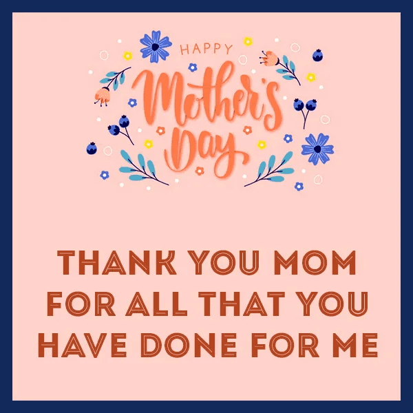 Mother's Day Wishes images 4