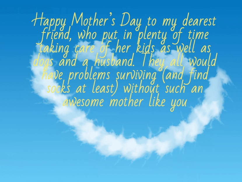 Mother's Day Wishes images 6