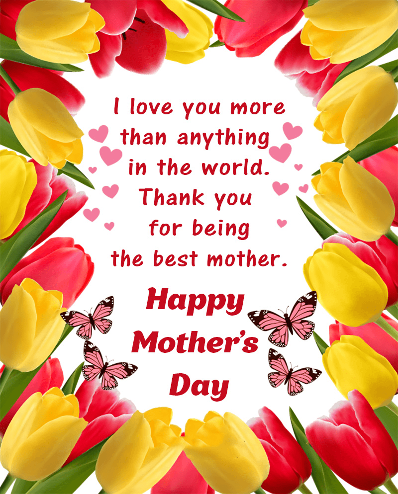 Mother's Day Wishes picture 6