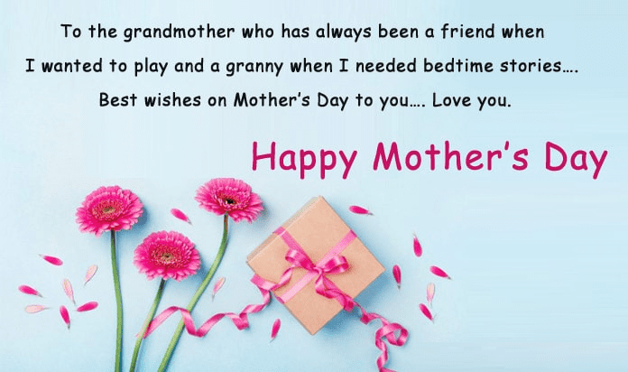 Mother's Day Wishes png 3