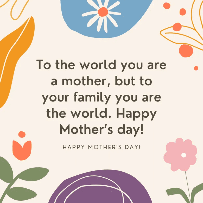 Mother's Day Wishes png 6