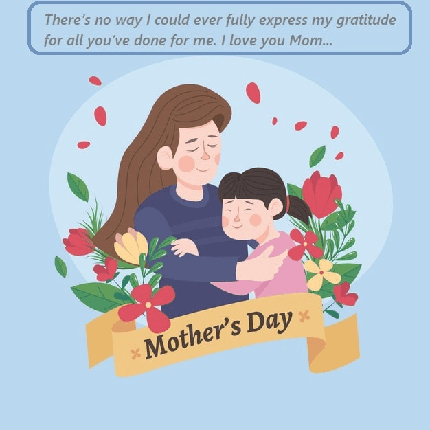 Mother's Day Wishes png image 1