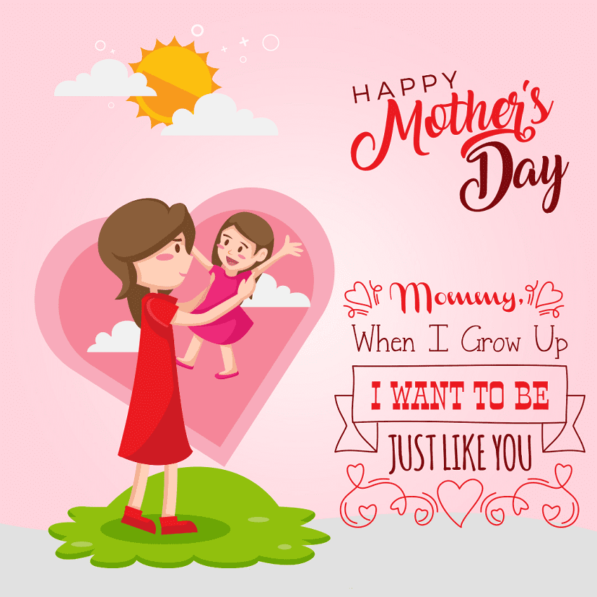 Mother's Day Wishes png image 2