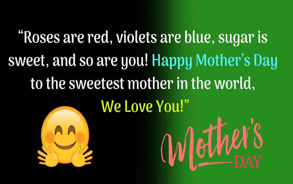 Mother's Day Wishes png image 9
