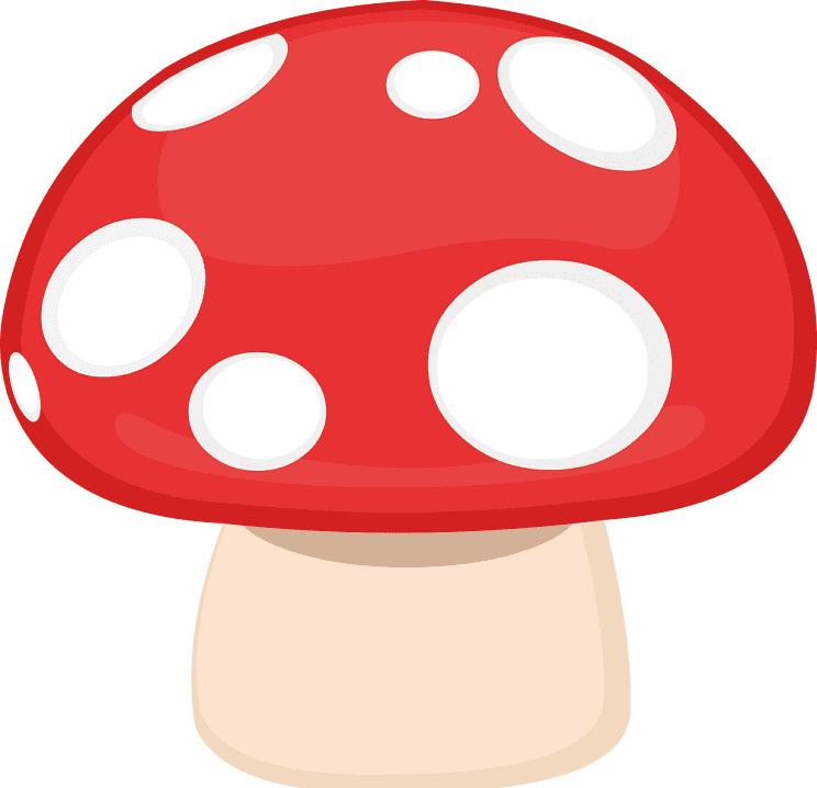 Mushroom clipart png image