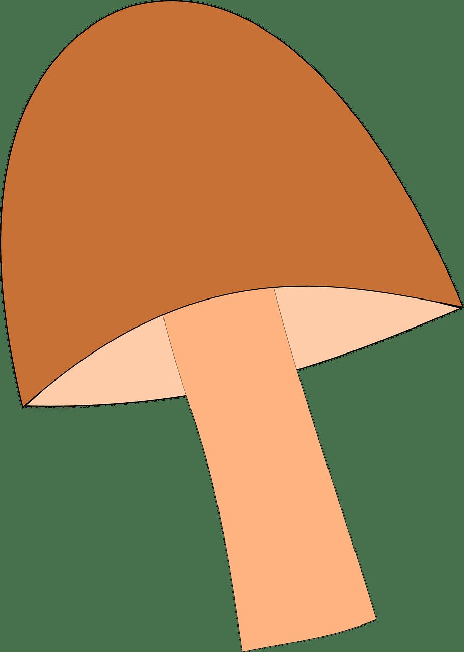 Mushroom clipart transparent 5