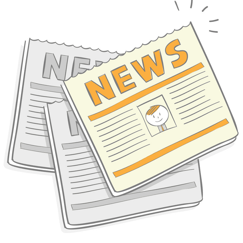 Newspaper clipart images