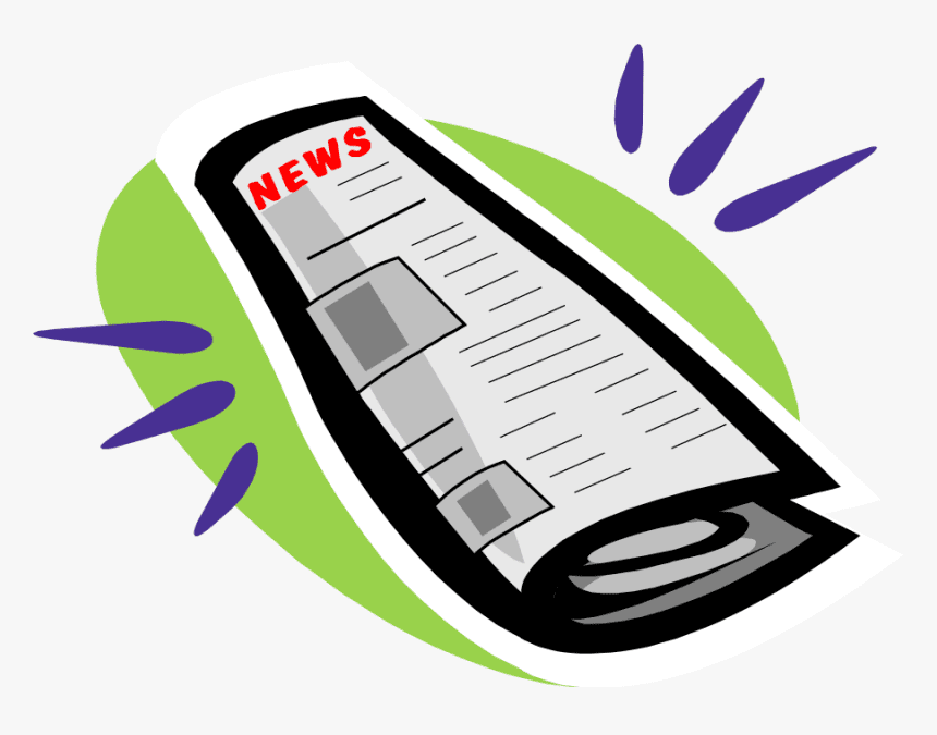 Newspaper clipart png 2