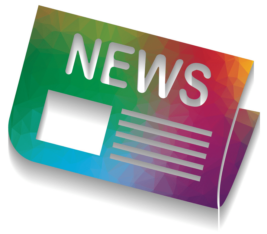 Newspaper clipart png 7