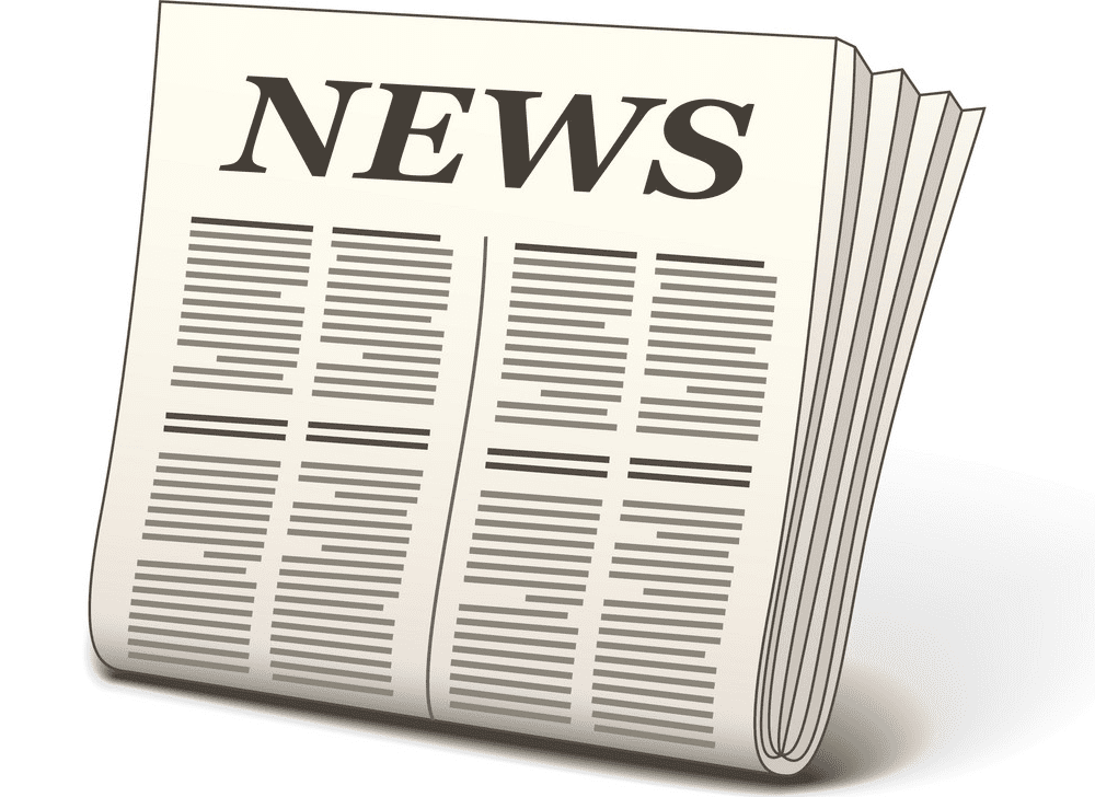 Newspaper clipart png images