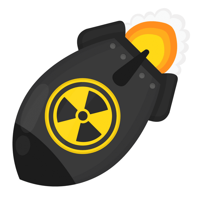 Nuclear Bomb clipart image