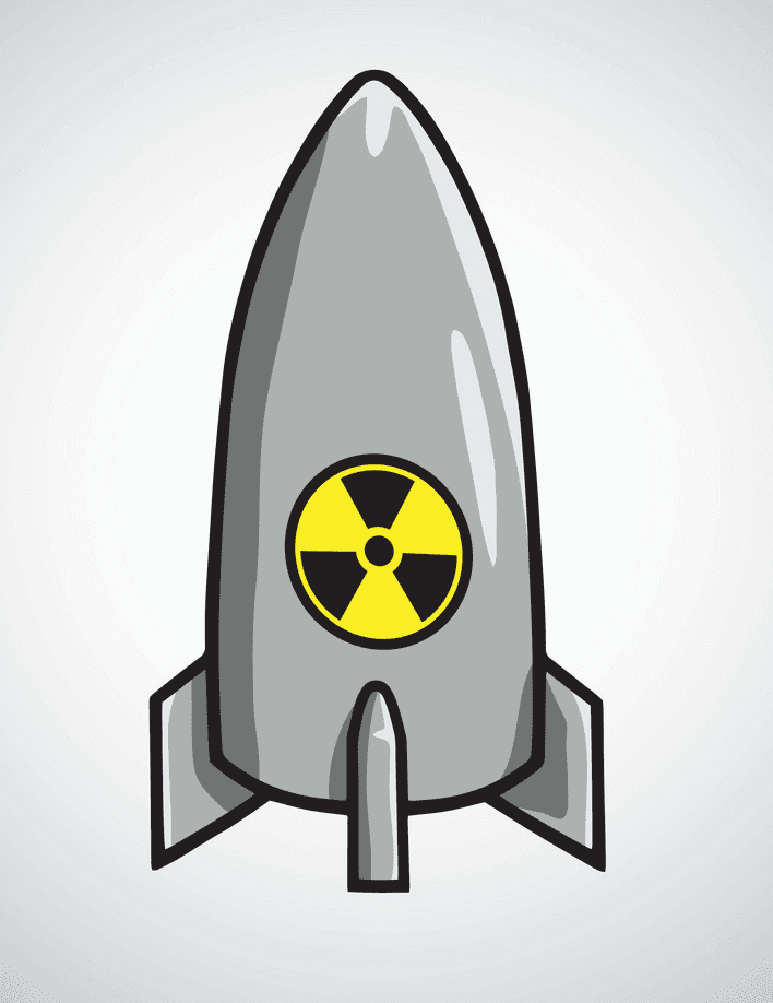 Nuclear Bomb clipart picture