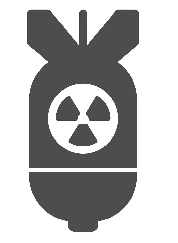 Nuclear Bomb clipart png image