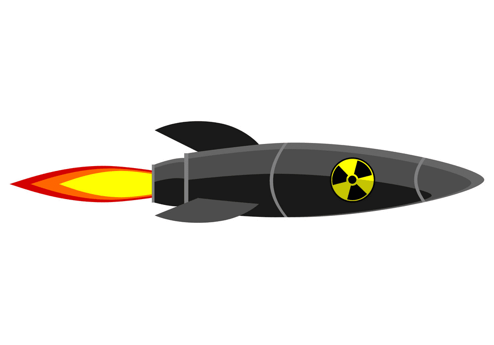 Nuclear Bomb clipart png