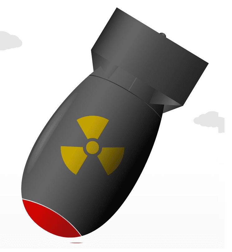 Nuclear Bomb clipart