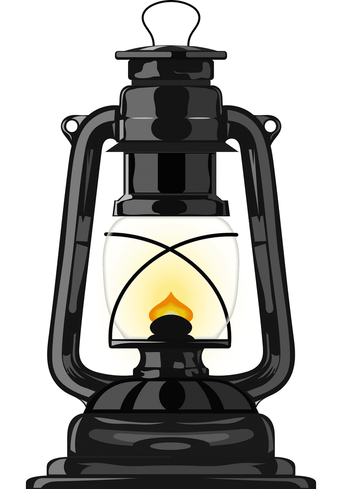 Oil Lamp clipart download
