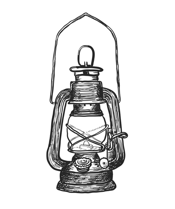 Oil Lamp clipart picture
