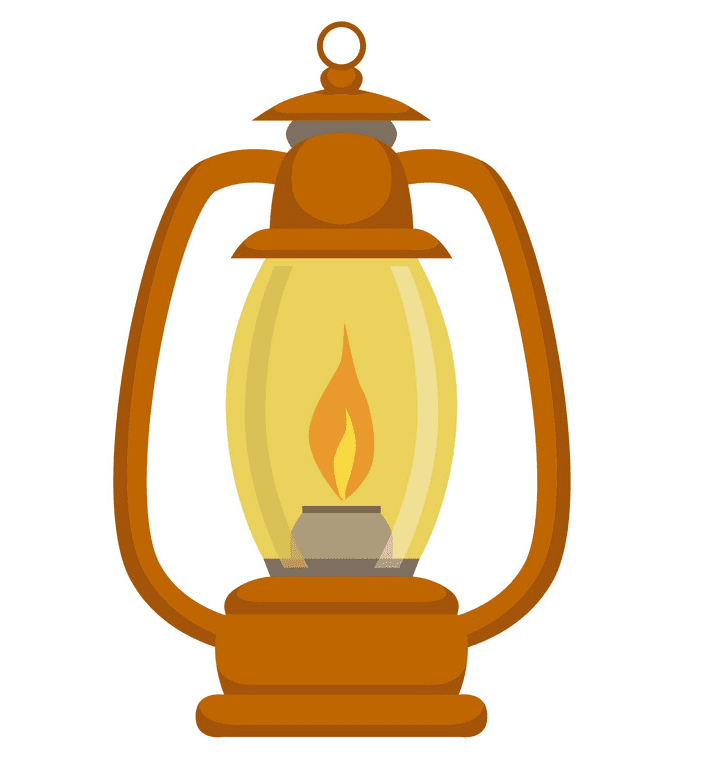 Oil Lamp clipart png
