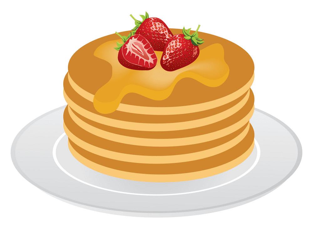Pancake Breakfast clipart free