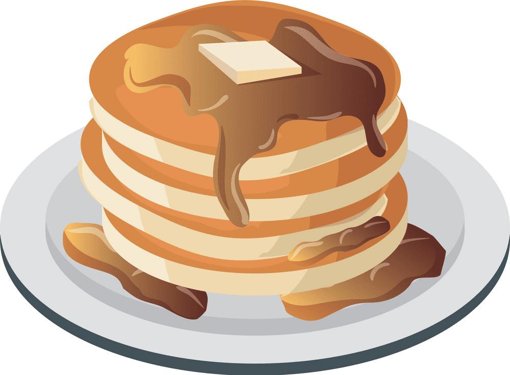 Pancake Breakfast clipart image