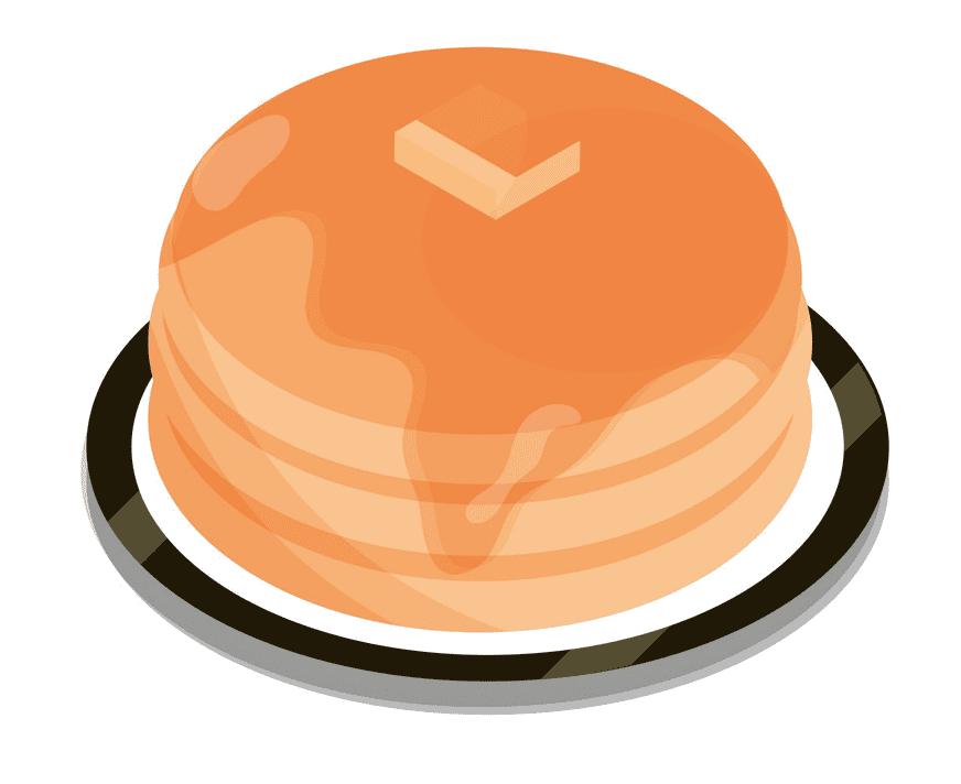 Pancake Breakfast clipart png free