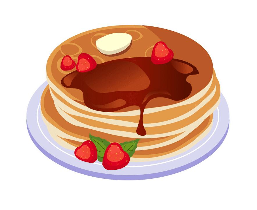 Pancake Breakfast clipart png image